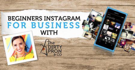 Beginners Instagram for Business