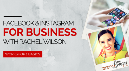 Facebook and Instagram for Business Workshop 1 (of 2)