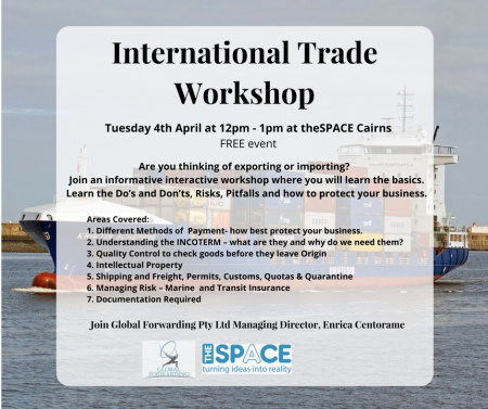 International Trade Workshop