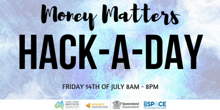 Money Matters HACK-A-DAY