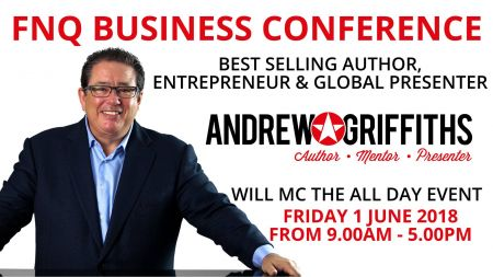 FNQ Business Conference with Andrew Griffiths (Atherton)