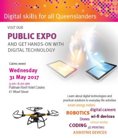 Digital Skills for all Queenslanders