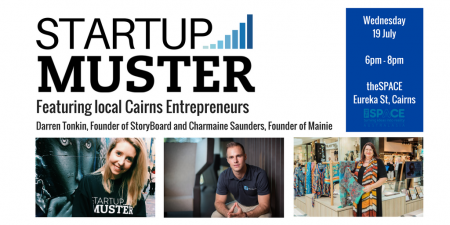 Startup Muster Roadshow