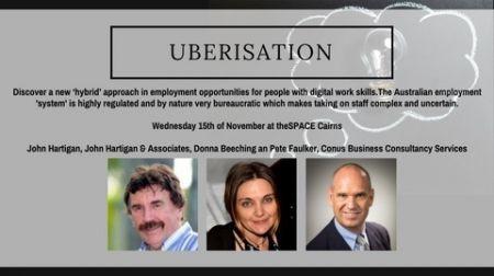 "The new hybrid – The ""Uberisation"" of work"