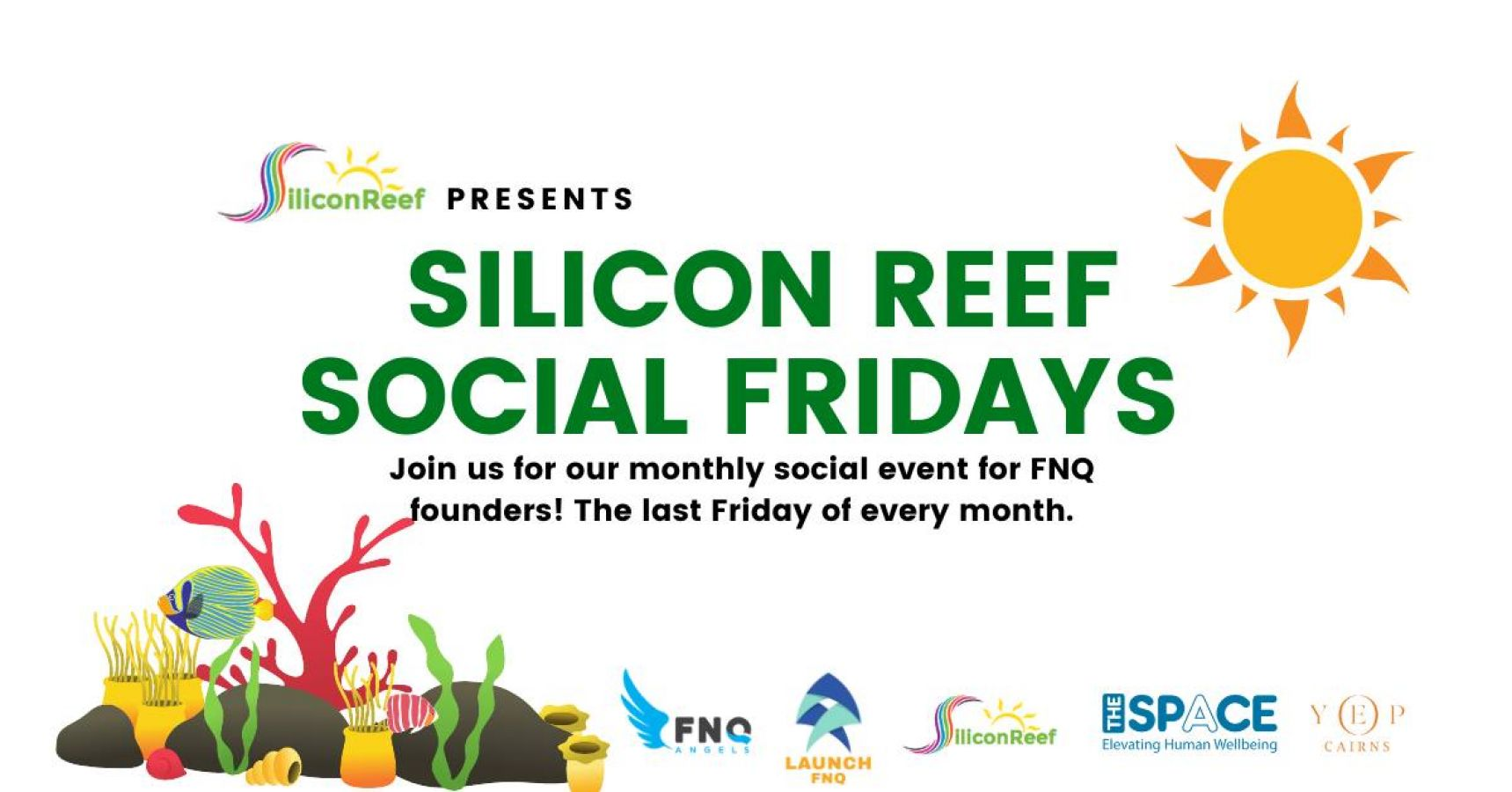 Silicon Reef | Monthly Networking Event