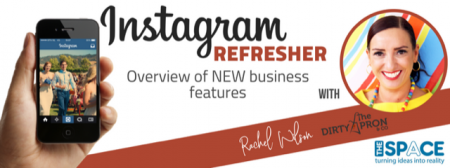 Instagram Refresher for Business