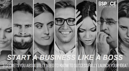 Start a Business Like a Boss Webinar